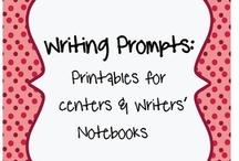 School-Writing / by Melanie Fields