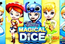 Disney Magical Dice : The Enchanted Board Game Apk for Android
