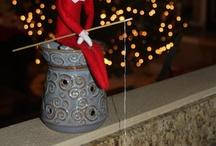Elf on shelf / by jena burlison