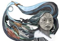 Inuit, eskimo art