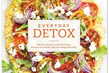 Detox Drinks and Recipes