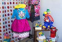 The Circus is in Town! / Back to school shopping begins now!  Send your kids back to school in style for less. Save money. Shop at DBFL.  Grand Preview - Friday, August 16th