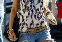 Boho chic, my casual style