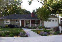 Exteriors / Paint, windows, roof . . .
