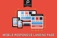 Mobile responsive landing page Kanpur & Lucknow