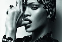 Rihanna:Girl Crush / by Mystee Dawnne