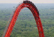 Roller Coasters / Amusement Park Rides