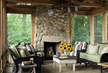 Outdoor - Outdoor Spaces / by Natalie Pozniak