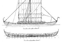 Medieval sails