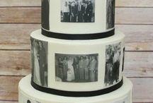 80th bday cakes