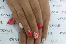 makeup &nails