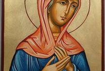 Sainte Anne La Prophétesse