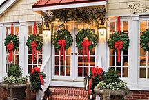 Christmas -Front Porch