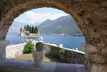 Our Lady of the Rocks, Montenegro / Our Lady of the Rocks is the must-see attraction in Kotor Bay in Montenegro. This 500 year old island church is a treasure trove of legends and Bay of Kotor history.