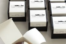 Weddings: Favors + Gifts