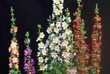 Miniaturblumen / Anleitung Miniaturblumen
