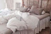 Sängar och sänggavlar