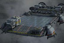 Raumschiffe
