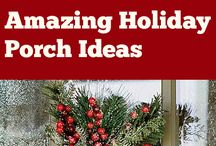 Inspirasjon til julehøytiden / Inspiration for Christmas holidays
