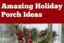 Inspiration for Christmas holidays /inspirason høytider