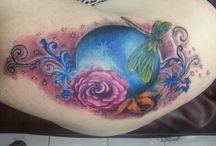 wild ink bali / Tattoo