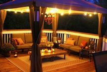 Deck Remodel ideas / by Karen Peters Cudzilo