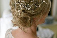 Hair Vine: Tiaras & Headbands