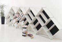Bookshelves / Bookshelves producted by piarotto.com