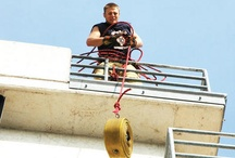 FireFighter Combat Challenge / Firefighters I Treat who compete in the Fire Combat races.
