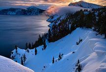 Creator lake national park