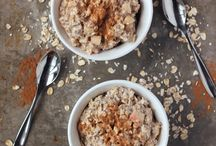 Boosting Breakfasts / Healthy Reality approved energy boosting breakfasts!