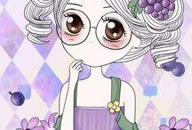 Gadis Kacamata