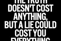 truth and lies / by Lisa Pridemore Barnett