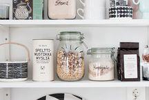 Nordic feeling- Kitchen decor