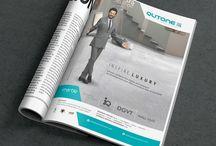 Qutone Magazine Ad