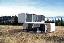 FMP MODULAR HOUSES design
