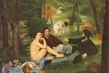 kuvataide 1870-1890