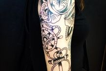 Tattoo Thoughts and Ideas / by James Farley