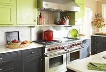 Kitchens / by Jennifer Peacock