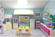 Kids play rooms idea