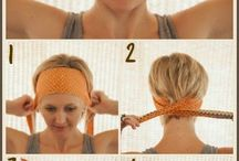 Favourite | Head Bands for Short Hair