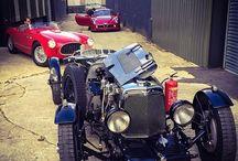 クラッシックカー