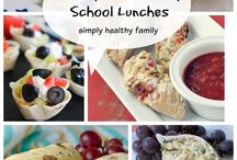 Back to School / Back to School Recipes