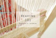 Weaving / by Hey! Morningstar