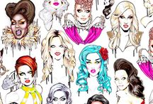 The Dolls Of Perfection-Drag Me Away Babe (LGBT Collection)