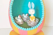 Peter Cottontail / by Linda Logan