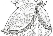 Kleurplaten prinsessen
