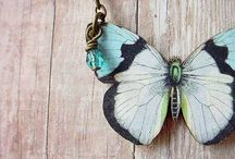 Butterflies and Bugs / by Cynth Love