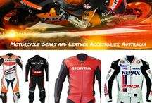 Motorcycle Leather Jacket, Australia / Motorcycle Gears and Leather Accessories is an Australian based company that specializes in the design and manufacturing of top quality leather clothing ranging from specialized motorbike leather gear to fashion leather and accessories.