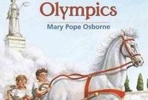 Olympics / Enjoying the Olympics, here are some books you might like!